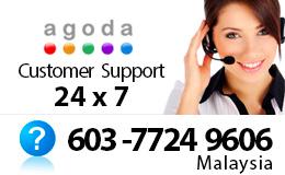 Agoda 24x7 Supports Malaysia