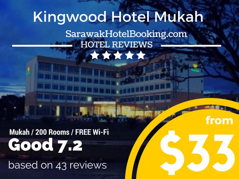 Kingwood Hotel Mukah