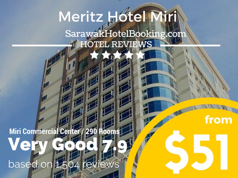 Meritz Hotel Miri
