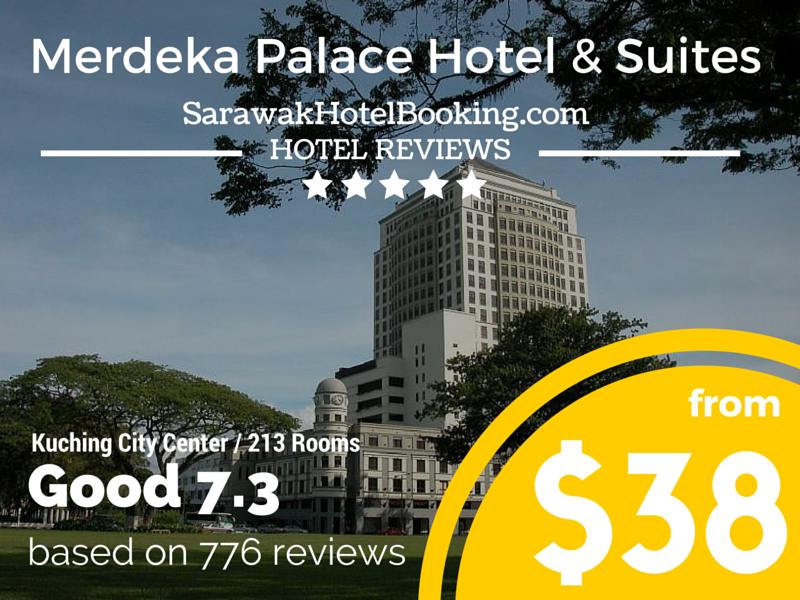 2016 Merdeka Palace Hotel & Suites