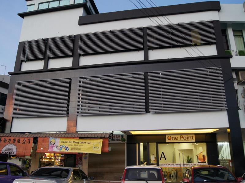One Point Hotel Kuching 1
