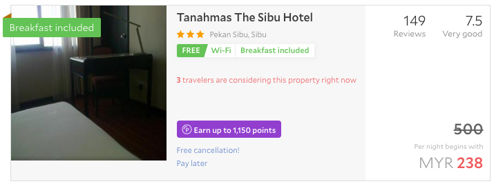 tanahmas-the-sibu-hotel