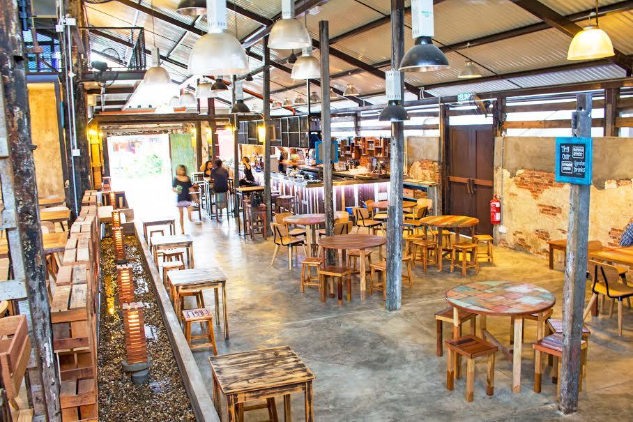 The Granary Kitchen + Bar